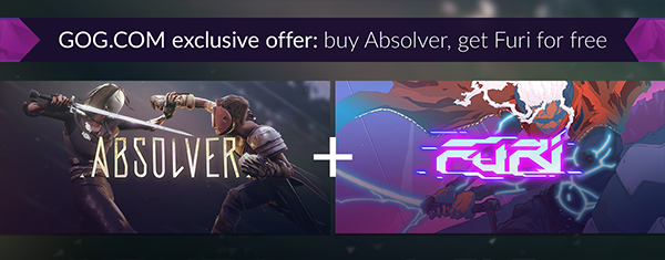 Absolver Plus FURI GOG Offer
