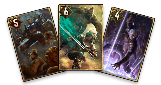 gwent the card game