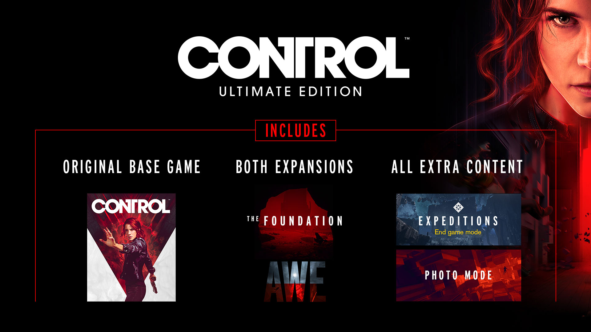 60% Control Ultimate Edition on GOG.com