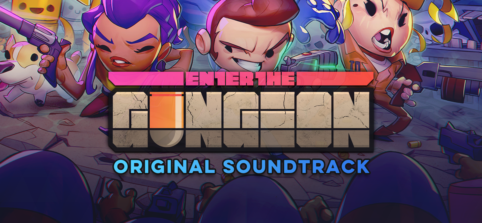 ENTER THE GUNGEON COLLECTOR'S EDITION UPGRADE