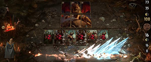 巫师之昆特牌:王权的陨落   王权陨落:巫师传说(Thronebreaker:The Witcher Tales)  《巫师》系列新作 - 第7张    飞翔的厨子