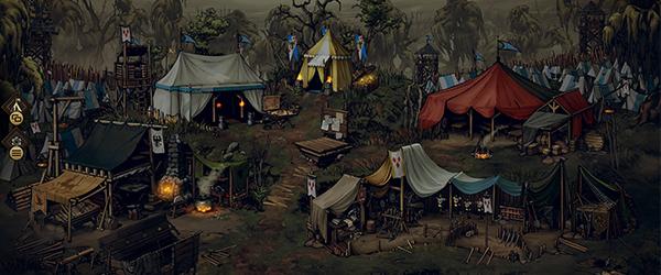 巫师之昆特牌:王权的陨落   王权陨落:巫师传说(Thronebreaker:The Witcher Tales)  《巫师》系列新作 - 第6张    飞翔的厨子